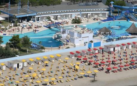 Strand - Hotel Rialto Grado